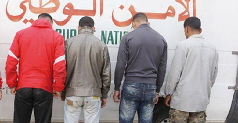 الدار البيضاء .. توقيف 4 أشخاص سرقو وكالات تحويل الأموال و وكالات بنكية و محلات تجارية